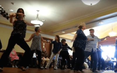 Fort Wayne Dance Community Performs at Lutheran Life Villages