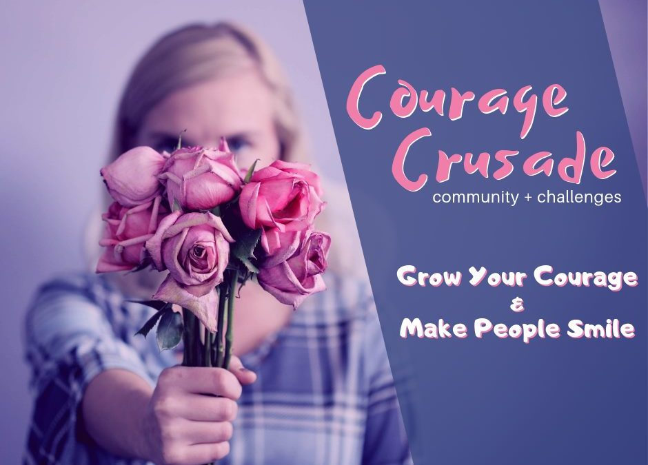 The Courage Crusade! • a Project to Build Courage in a Supportive Community