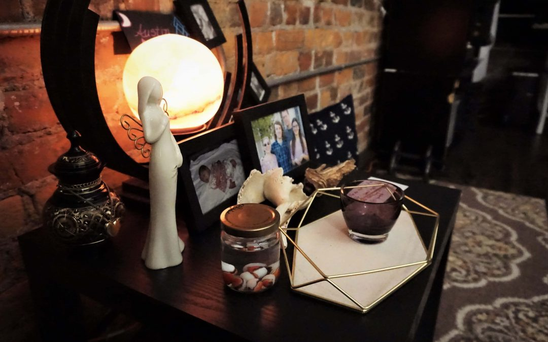 "My Altar: Bringing ""Ceremony"" Back Into My Life"