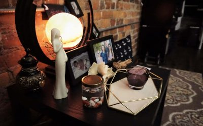 "My Altar: Bringing ""Ceremony"" Back Into My Life"